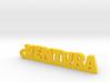 VENTURA_keychain_Lucky 3d printed