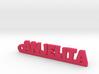 ANJELITA_keychain_Lucky 3d printed