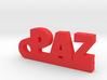 PAZ_keychain_Lucky 3d printed