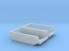 N Scale Skip 2pc 3d printed