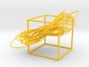 Cassini Solstice - cube 3d printed