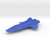Interplanetary Fighter Mirage 3d printed