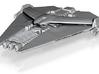 Narn G'eron-class Battleship Full Thrust Scale 3d printed