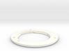 Fuji mount ring for PD Nikon capture lens 3d printed