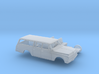 1/87 1967-70 Chevrolet Suburban Kit 3d printed