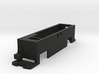 Interface for Tomytec chassis with New Routemaster 3d printed