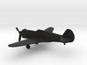 Curtiss XP-42 3d printed