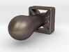 Nuke Keychain 3d printed