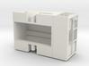 1:144 Fuel Bowser  3d printed