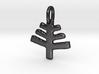 Beltane Glyph Charm 3d printed