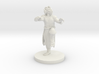 Dragonborn Male Monk 3d printed