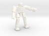 Ares IV Battlesuit  (Pose 2) 3d printed