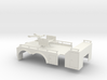 1/50th Holmes Tandem Axle Tow Truck Wrecker body 3d printed