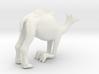 Printle Thing Camel Kneeling - 1/43.5 3d printed