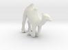 Printle Thing Camel Kneeling - 1/76 3d printed