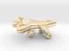 Jet w/ landing gear 3d printed