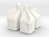 jug 1/24 5gal x4  3d printed