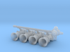 Engine Throttles Type1 - 1/10 3d printed