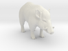 Printle Thing Wildboar - 1/24 3d printed