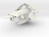 Vulcan Ni'Raanr class IV  BattleDestroyer 3d printed
