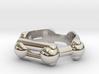Benzene Ring Molecule Ring 3D 3d printed