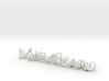 3dWordFlip: MarisaRicardo/Victoria 3d printed