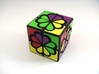 Crazy Daisy Cube 3d printed Multiple Turns