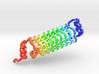 β1-Solenoid Protein 3d printed