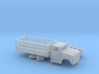 1/120 1966 Chevrolet C 50 Stake Bed 3d printed
