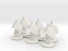 Short Templar Knights 3d printed This is a render not a photo