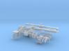 1/64th Self Loader Olympic type Logging truck cran 3d printed