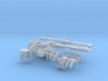 1/87th Self Loader Olympic type Log truck crane 3d printed