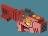 Cyclic Ion Blaster bits, pack of 4/6/9/10/13 3d printed A single weapon's render 4