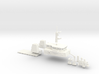 HMCS Kingston, Details 1 of 2 (1:160, RC) 3d printed