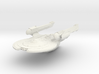 Puerto Rico Class V Refit BattleCruiser 3d printed