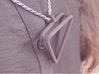 2Triangles Pendant 3d printed