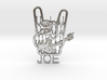 Heavy Joe Pendant 3d printed