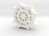 Game Piece, Spiderweb Meeple 3d printed