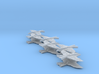 War Hawk Fighter, 12-pack 3d printed