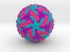 Japanese Encephalitis Virus 3d printed