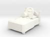 Team Fortress 2 - Sleeping Pyro 3d printed