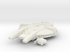 YT-2350 Military Transport, Flying 3d printed