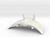 Kull Glider: 1/270 scale 3d printed