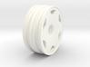 Tamiya NeoFighter front wheel 3d printed