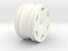 Tamiya NeoFighter rear wheel 3d printed