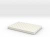 Medium Dog Bed various scales 3d printed