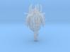 Alien Bug Spore Pod 3d printed