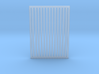 Bubblenose Pete Grill Verticle Slat 1/64 3d printed