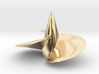 Single right hand ship propeller f. Bismarck/Tirpi 3d printed