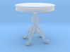 Printle Thing Baroque Table - 1/72 3d printed